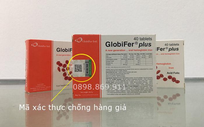 thuốc globifer plus chính hãng