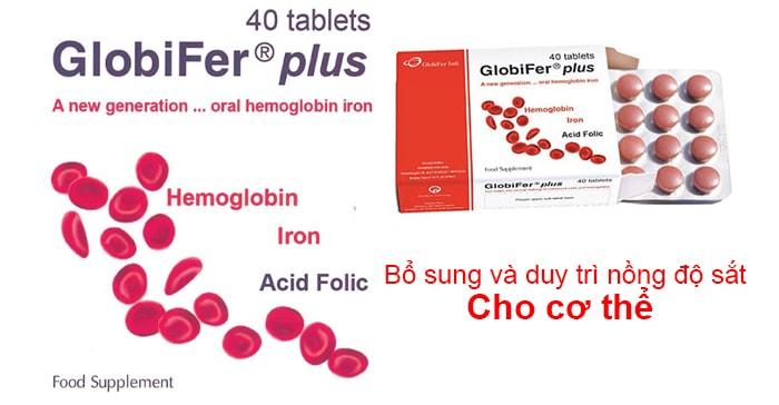 thuốc globifer plus