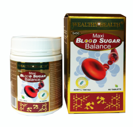maxi blood sugar balance