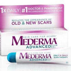 Kem trị sẹo mederma advanced