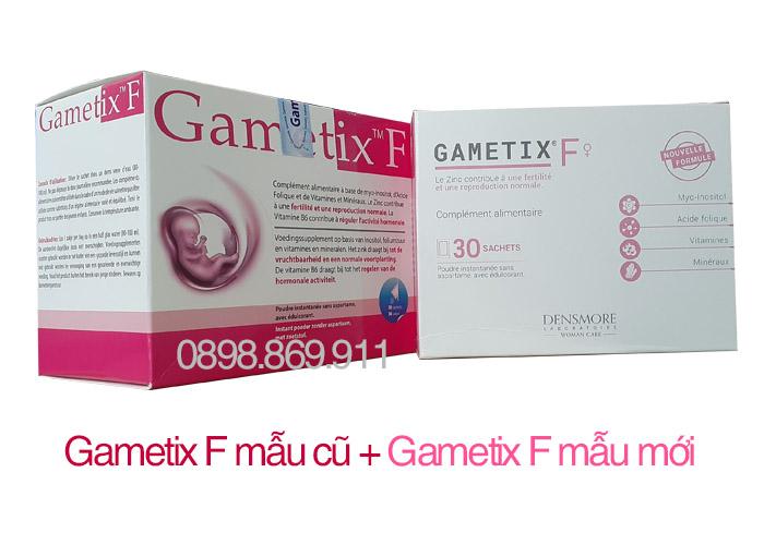 gametix f mẫu mới