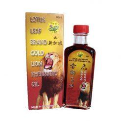 dầu sư tử singapore