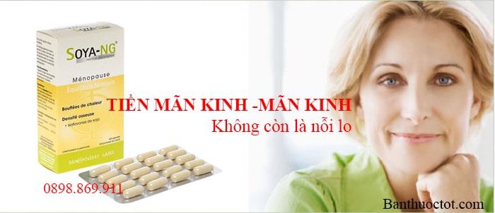 viên uống soya ng bổ sung nội tiết tố cho phụ nữ