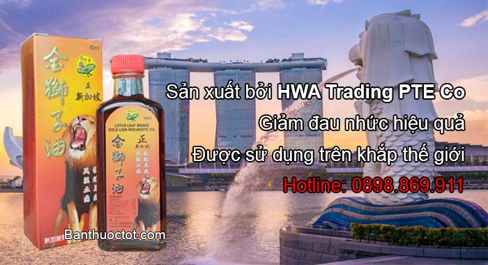 ưu điểm của dầu sư sử singapore