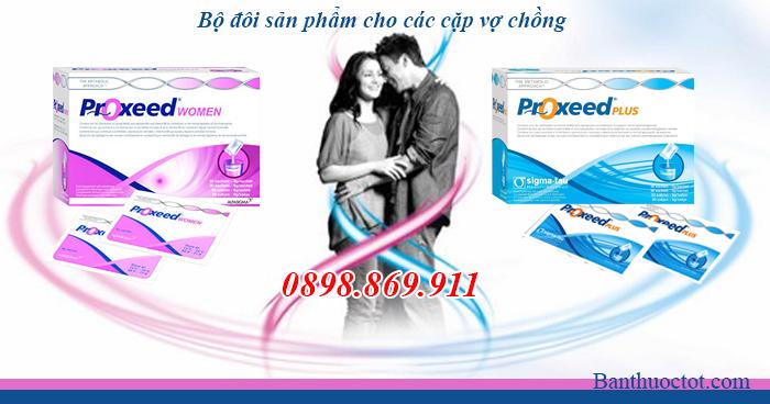 bộ đôi sản phẩm hỗ trợ sinh sản cho vợ chồng