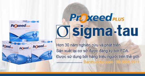 thuốc proxeed plus sigma tau