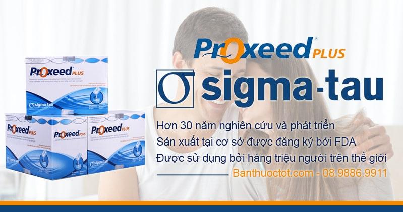 Thuốc Proxeed Plus Sigma Tau Italy