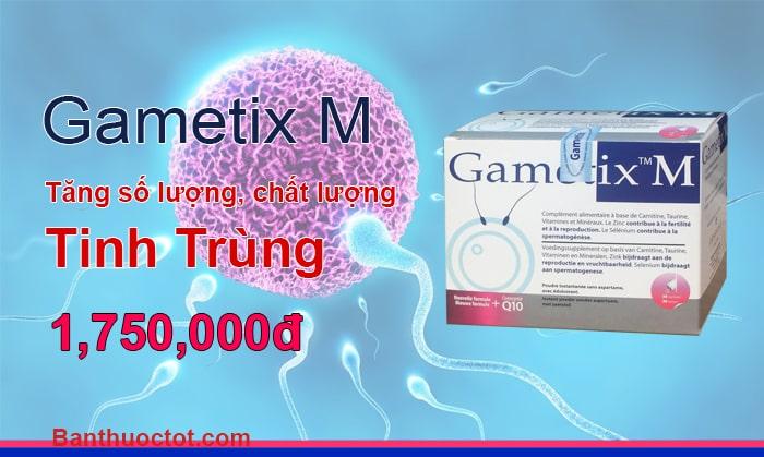Thuốc gametix m