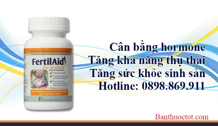 thuốc fertilaid for women