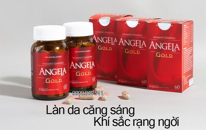 ưu điểm sâm angela gold