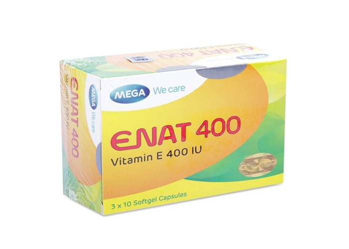 vitamin enat 400