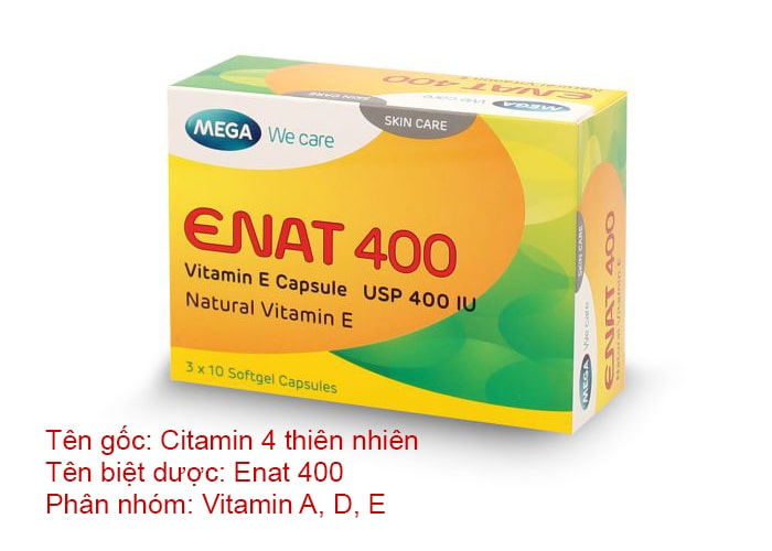 vitamin enat 400 iu