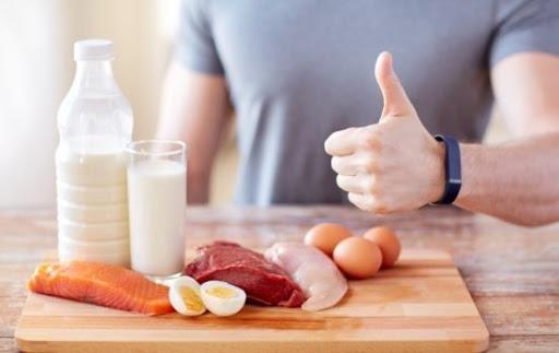 chế độ ăn uống giúp cải thiện tinh trùng loãng