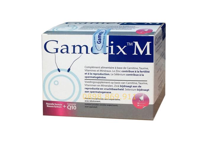 những ưu điểm cảu thuốc gametix m