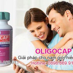 oligocap hỗ trợ khả năng sinh sản nam giới