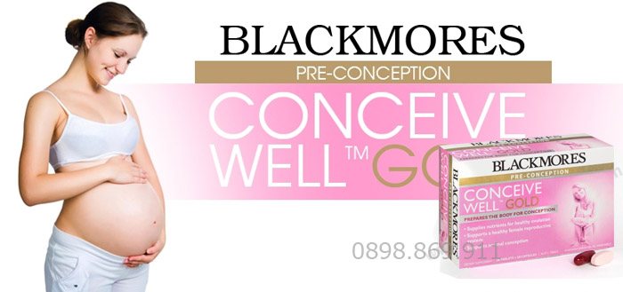 tác dụng thuốc blackmores conceive well gold