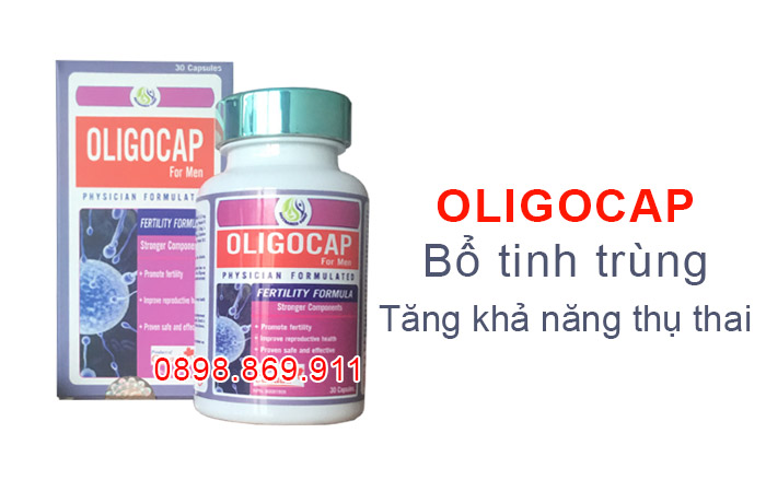 thuốc oligocap for men