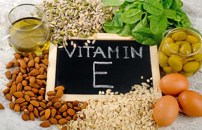vitamin e hỗ trợ khả năng sinh sản nữ
