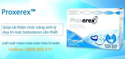 tác dụng thuốc proxerex