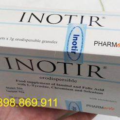 review thuốc inotir