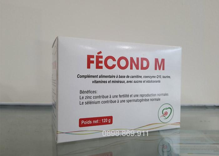 thuốc fecond m
