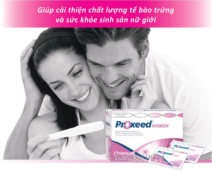 công dụng thuốc proxeed women
