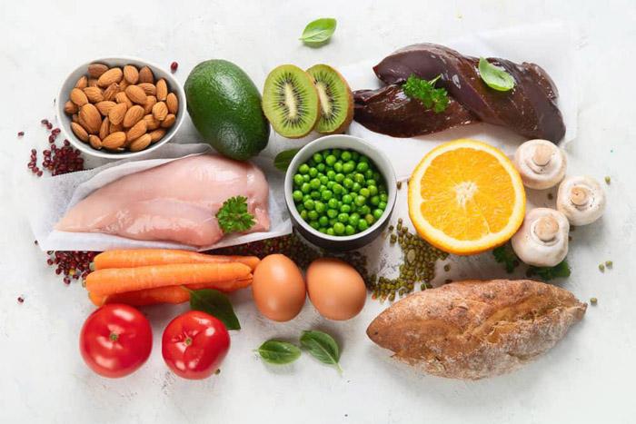 thực phẩm tốt cho tinh trùng