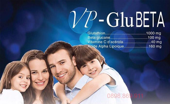 thành phần thuốc vp glubeta