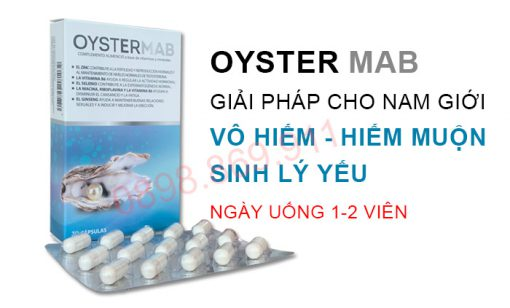 hướng dẫn sử dụng oyster mab