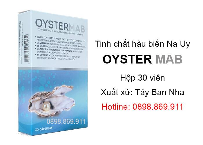 tinh chất hàu biển oyster mab