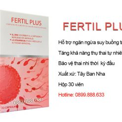 thuốc fertil plus nữ